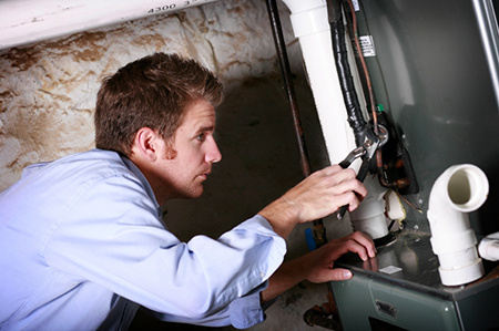 Furnace Repair Clinton Township MI