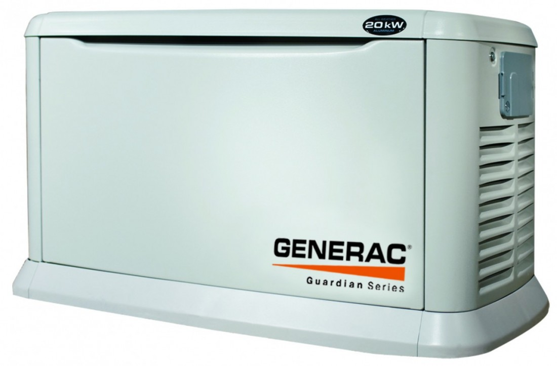 Generators St Clair Shores MI - Installation, Repair - Air Tech Air Conditioning & Heating - 20kW_Alum_standby_gen__78696_zoom
